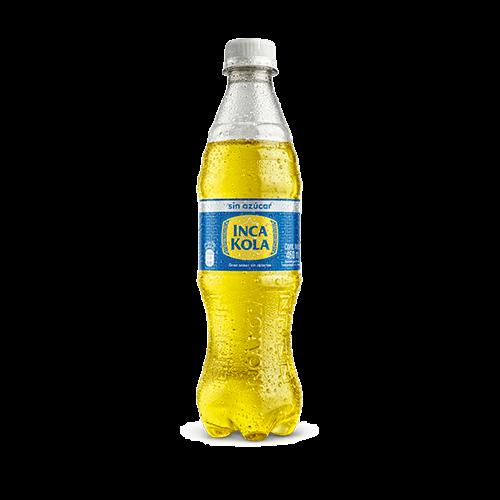 Inca Kola sin azúcar personal