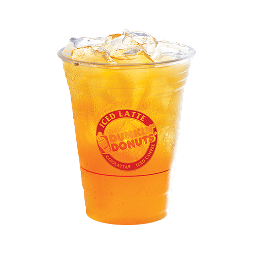 Iced Tea Negro Naranja 16 oz